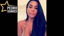Milla Jasmine (Les anges 9) se moque du poids de Sarah Fraisou