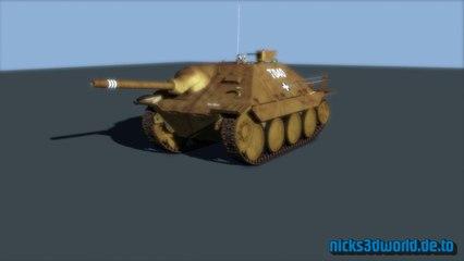 Jagdpanzer 38 t (hetzer)