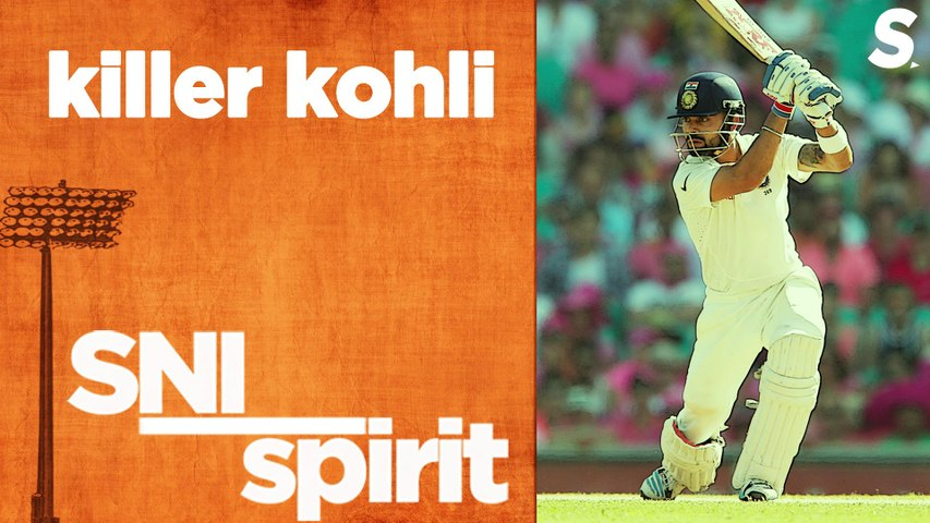 Killer Kohli | The Explosive Engine
