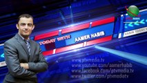 Aamer Habib(I am a journalist)Journalism is my passion. Journalism is in my blood. I love to write and present on tv.