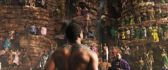 Black Panther - Première bande-annonce (VOST)