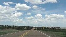 Routes scéniques du Monde, escarpement de Caprock, Texas, ( 1er volet )