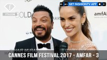 Cannes Film Festival 2017 - Amfar ft.Irina Shayk & Izabel Goulart - Part 3   FashionTV