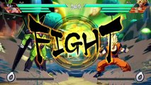 Dragon Ball FighterZ - Première session de gameplay