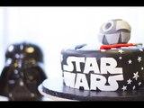 Gateau Star Wars Étoile de la mort - Star wars Cake