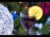 Recette du vin chaud aux épices de Noël et aux écorces d'agrumes