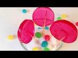 Recette sucettes à la fraise - Les P'tites Recettes