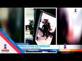 Normalistas michoacanos detenidos   Noticias con Francisco Zea