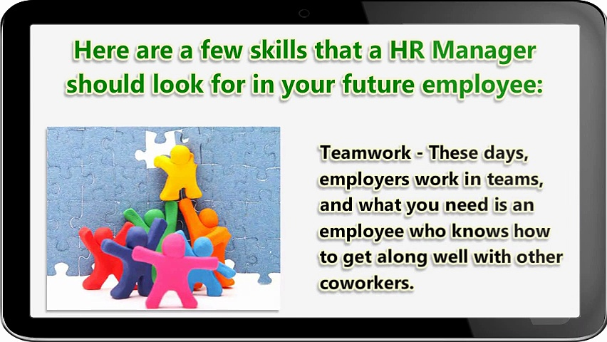 Best Skills to Look for in Future Employees