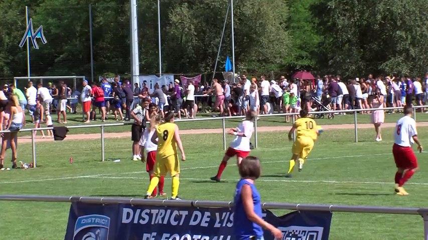 Coupe de l'Isère : Haute Tarentaise - AS Versau (2-0)