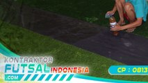 Rumput Futsal Sintetis Terbaik  & Termurah Di Jakarta | +62-858-1717-3280