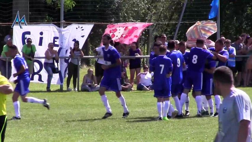 Coupe de l'Isère : AS Saint-André le Gaz - US Reventin (2-1)