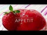 Recette sorbet aux fraises - Les P'tites Recettes