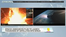 SpaceX and Elon Musk - Sending 1,000 Satellites into Space