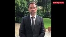 Législatives. Christophe Castaner apporte son soutien à Sandrine Le Feur