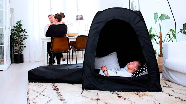 3 Brilliant Gadgets to Nap at Work Like a Boss