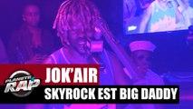 "Jok'Air ""Skyrock est Big daddy"" #PlanèteRap"