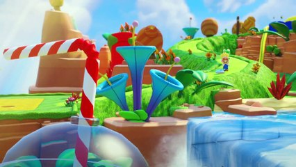 E3 2017 Announcement Trailer de Mario + The Lapins Crétins Kingdom Battle