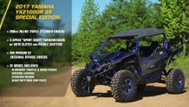 UTV Destinations: Alabama's Stony Lonesome OHV Park featuring the 2018 Yamaha YXZ1000R SS Special Edition