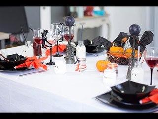 Halloween : Comment préparer sa table d'Halloween ?
