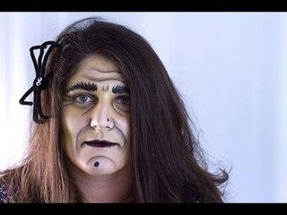 Maquillage Halloween : La sorcière