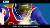 Steep  Road to the Olympics Expansion  E3 2017 Official World Premiere Trailer   Ubisoft [US]