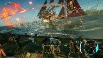 Skull & Bones - Multiplayer Gameplay   E3 2017 Ubisoft Press Conference
