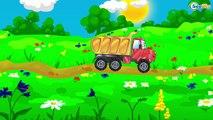 Ambulans, Kamyon ve Yarış Arabası - Eğitici Çizgi Film - Akıllı Arabalar - Türkçe İzle Bölüm 4,Çocuklar için çizgi filmler izle 2017