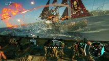 Skull and Bones: E3 2017 Multiplayer and PvP Gameplay