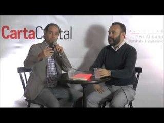 """Fabio Luis Barbosa dos Santos, autor de """"Além do PT   A crise da esquerda brasileira em perspectiva"""