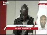 [Resultats partiels #sunu2012] Parcelle assainies