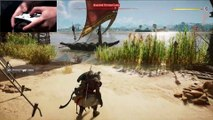 30 minutes of Assassins Creed Origins gameplay - E3 2017