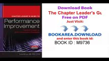 The Chapter Leader's Guide to Performance Improvement_ Practical Insight on Joint Commission Standards