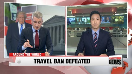 Trump's travel ban defeated in court again