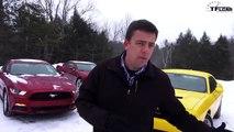 2017 Dodge Challenger GT AWD vs Ford Mustang vs Chevy Camaro Mashup Misa