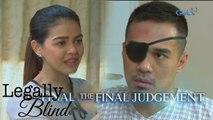 Legally Blind Teaser Ep. 80: Paninindak ni Grace