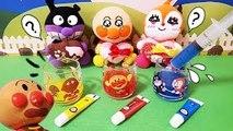アンパンマン アニメおもちゃ 実験!絵の具をまぜて何色になるかな? 人気アニメ テレビ あんぱんまん キッズ アニメ&おもちゃ Toy Anpanman