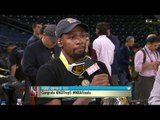 Kevin Durant on Winning Championship - Game 5 | Cavaliers vs Warriors | 2017 NBA Finals