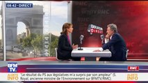 """Pour Ségolène Royal, """"le Parti socialiste a perdu les raisons de sa création"""""""