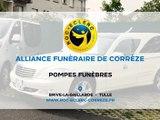 ROC ECLERC ALLIANCE FUNÉRAIRE DE CORRÈZE, pompes funèbres à Brive et Tulle.