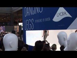 Défilé Dancing Legs au Salon International de la Lingerie