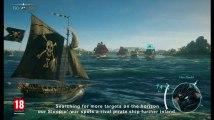 Skull and Bones : Trailer Gameplay E3 2017