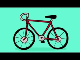 Apprendre à dessiner un vélo