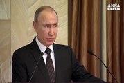 Ok dal Senato Usa a  nuove sanzioni per la Russia