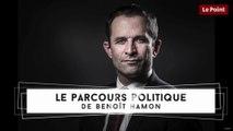En images : le parcours politique de Benoît Hamon