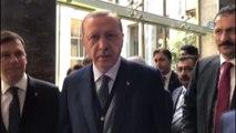 """Cumhurbaşkanı Erdoğan: (Bedelli Açıklaması) """"Kabinenin Gündeminde Bedelli Yok, Dedikodusu Var"""""""