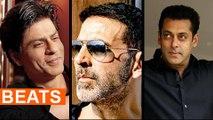 Shahrukh Khan Beats Salman Khan And Akshay Kumar  Forbes World's Highest-Paid Celebrities List