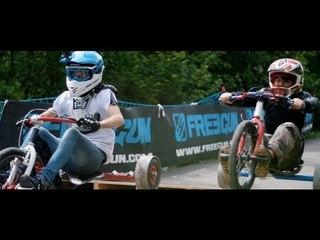 Freegun Trike Race - Ultimate Family