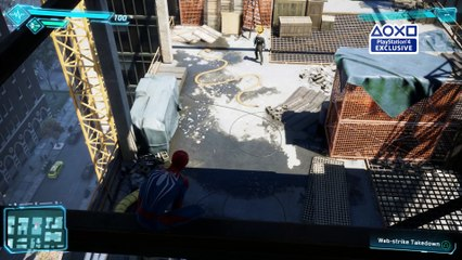 E3 2017 4k Trailer de Marvel's Spider-Man