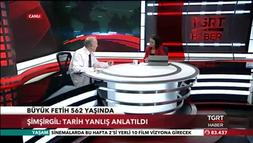 İstanbul Fethini 562. Senesi Prof. Dr. Ahmet Şimşirgil